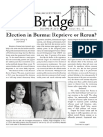 International Law Society's The Bridge - Dec 2010