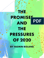 The Promises and the Pressures 2020