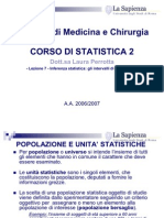 4_LEZIONE_Infernza statistica_STIMA DEI PARAMETRI_intervallo di confidenza_2°anno