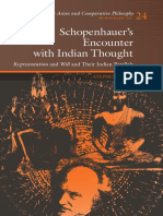Schopenhauer, Arthur; Schopenhauer, Arthur; Cross, Stephen Schopenhauers encounter with Indian thought  representation and will and their Indian parallels.pdf