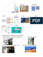 Investigación Científica, aportes modernos de la tecnologia