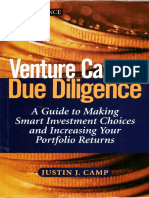 [Camp, 2002] Venture Capital Due Diligence.pdf