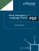 Mind, Metaphor and Language Teaching
