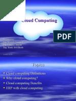 Cloud Computing Final