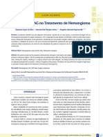 Laser de Nd YAG No Tratamento de Hemangioma