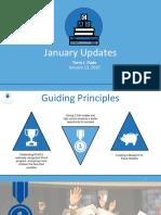 Superintendent Presentation January 23 2020