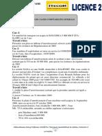 Exercice de Comptabilit2e Generale Itecom l2