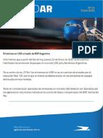 Agencias Aerolineas Argentina