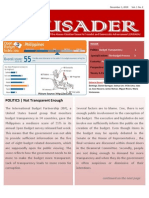The Crusader - December 1, 2010 (Vol. 1, No. 2)