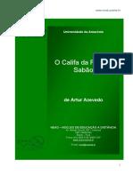 artur azevedo - Califa