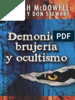 Demonios, Brujería y Ocultismo (Josh McDowell - Don Steward)