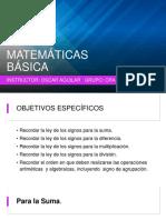 MATEMÁTICAS BÁSICA.pptx