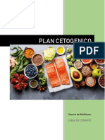 Plan Cetogenico