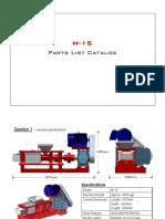 M-15_parts' list 2011