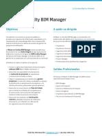 M_U_Facility_BIM_Manager
