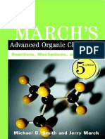 Chimica Organica - Advanced Organic Chemistry Reactions, Mechanisms and Structure 5th Edition (Smith & March)