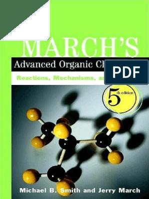 Chimica Organica - Advanced Organic Chemistry Reactions