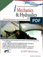 422172426 Fluid Mechanics and Hydraulics 4th Edition