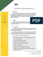 Relatório Visita in loco Escola Moranguinhos - Unaí MG