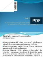 Diapositiva de Vinculo Afectivo ...