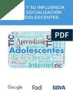investigación adolescentes y las Tic's