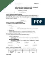 MODELO DE REGLAMENTO DE PROP EXCLUSIVA Y COMUN