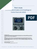 Copy of PILOT'S GUIDE - FLIGHT ID CONTROL PANEL (PG - PG G7614-5XX-6XX-7XX-8XX - 1 - 00) - 1