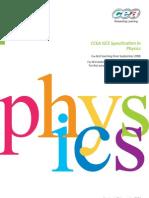 GCE Rev Spec Physics 09