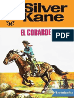 El cobarde - Silver Kane