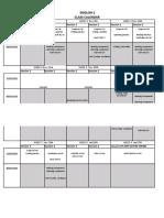 Class calendar p.6( students) FT2019