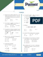 Tareas Algebra Pamer