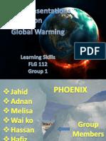 Presentation on Global Warming