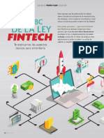 El ABC de la Ley Fintech