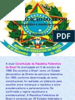 CONSTITUIÇÃO DO BRASIL -Ciência -política e teoria do estado.ppt