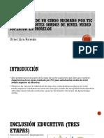 Presentación Uriel Lira Román