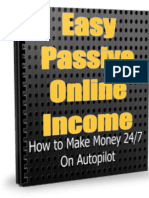 Easy Passive Online Income