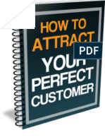 How To Attract Your Perfect Customer