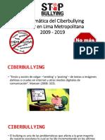 Ciberbullying Escolar en el Perú