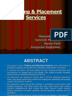 Training & Placement Services.ppt