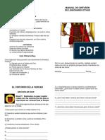 Cinturon Manual de Legionario