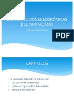 LAS INSTITUCIONES ECONÓMICAS DEL CAPITALISMO.pptx