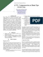 Informe de FACT-STAMCOM