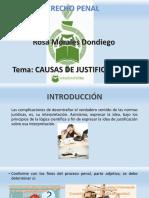 Causas de justificación (1)
