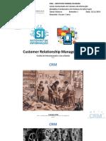 CRM - Sistema de informação