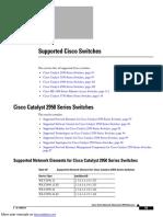Cisco Systems Switch 2950