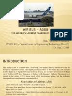 Air Bus A380 - Mega (Brief -2 )