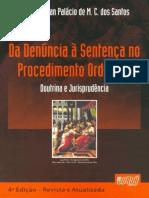 marcus renan palacio m. c. santos - da denuncia a sentenca no prodecimento ordinario