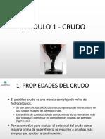 MODULO 1 - CRUDO