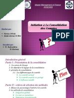 Initiation à la consolidation des comptes (PDF)