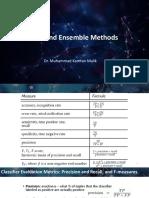ROC and Ensemble Methods